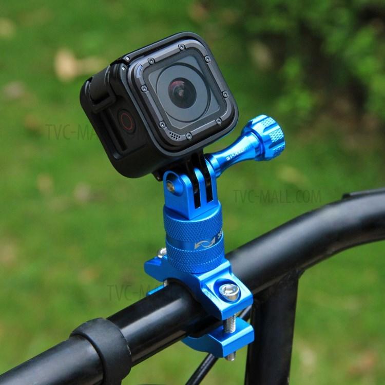 Как закрепить экшн камеру на шлем: снимаем видео от первого лица