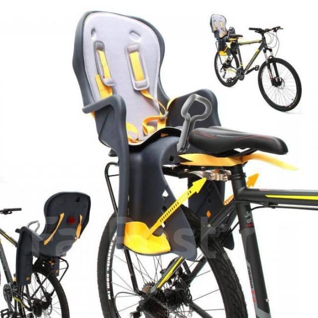 Конструируем детское велокресло самостоятельно