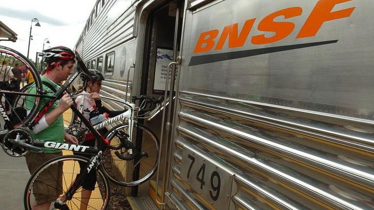 Провоз велосипеда в общественном транспорте