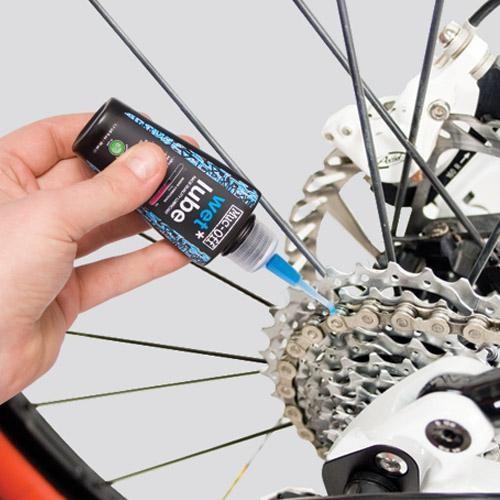 Качественная смазка для цепи велосипеда: какую выбрать?