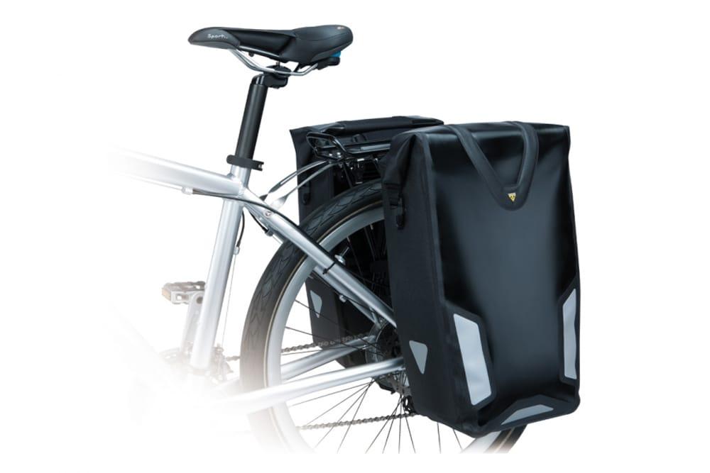 Сумка для велосипеда (83 фото): велосипедные сумки на руль, раму и багажник, подседельная