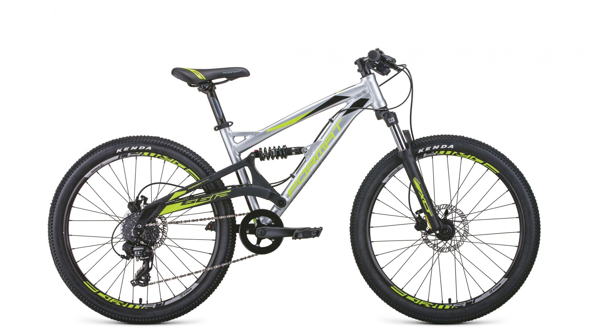 Велосипеды Формат