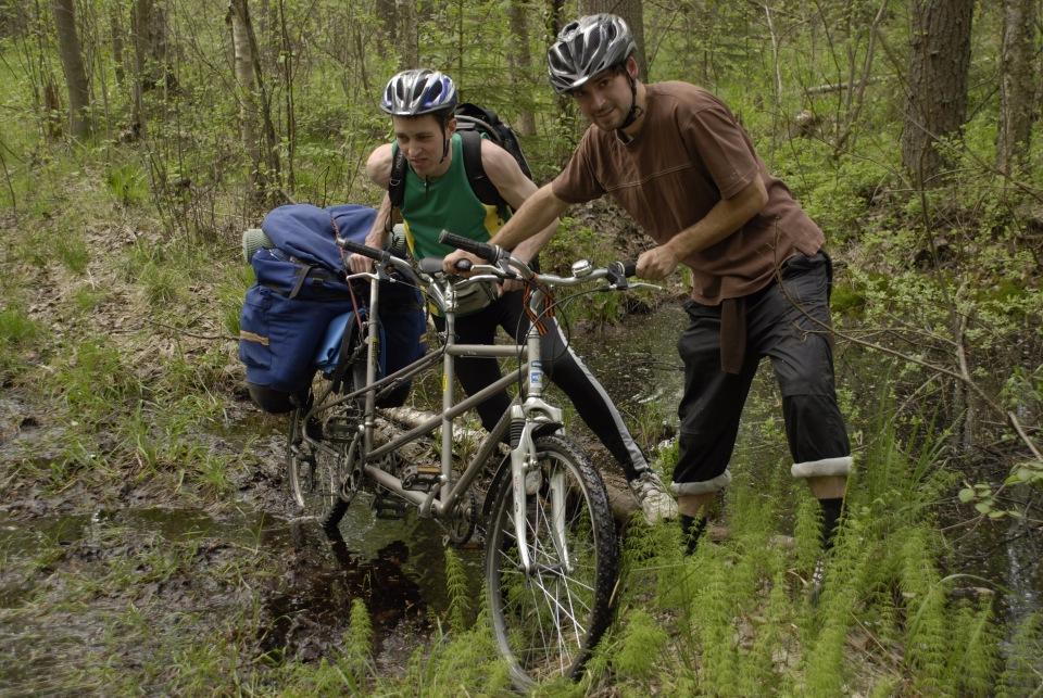 Вперед, в велопоход!  или как подготовиться к велопоходу