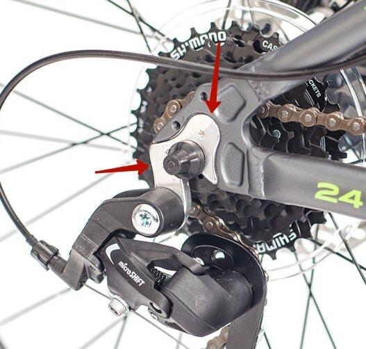Как разобрать и смазать манетки велосипеда
