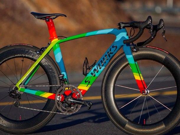 Чем покрасить старый велосипед. как покрасить велосипед в домашних условиях: секреты
