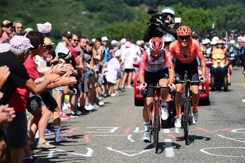 Тур де франс 2021: маршрут всех этапов
