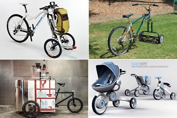 Детские велосипеды-трансформеры