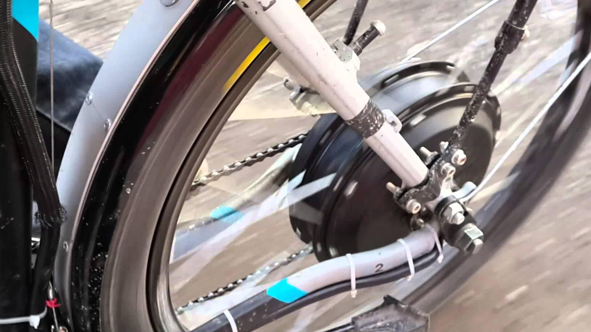 Клещевые велосипедные тормоза