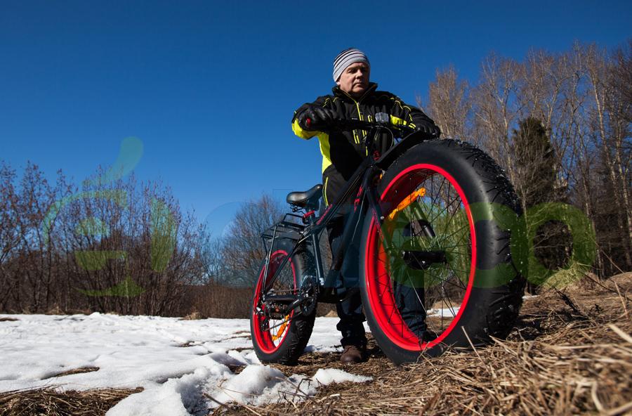 Велосипед с толстыми колесами: плюсы и минусы фэтбайка