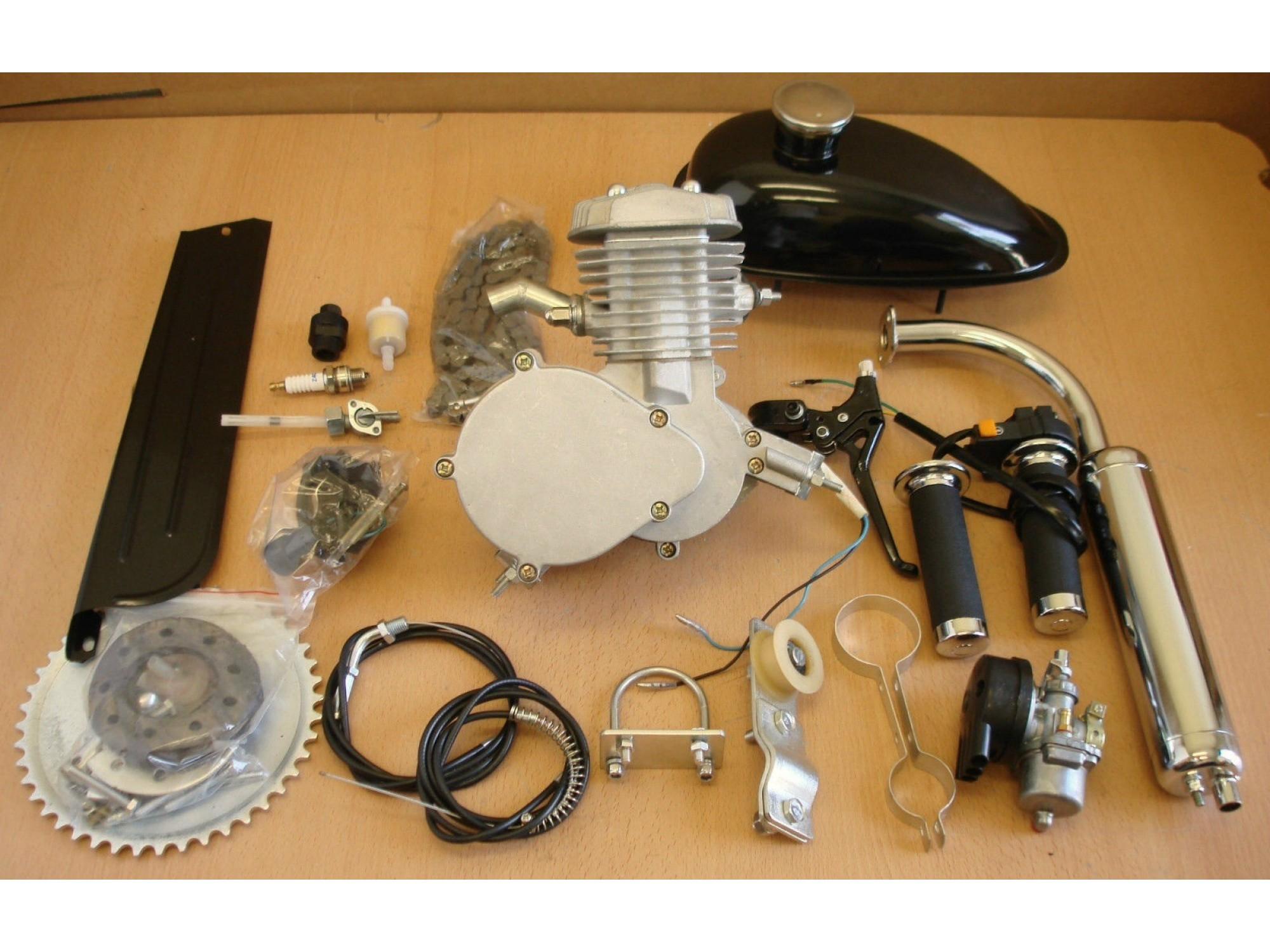 Разновидности электромоторов для велосипеда, рекомендации по установке