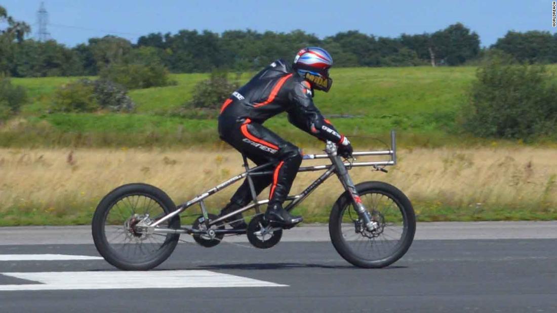 Максимальная скорость шоссейного велосипеда — экстрим спорт